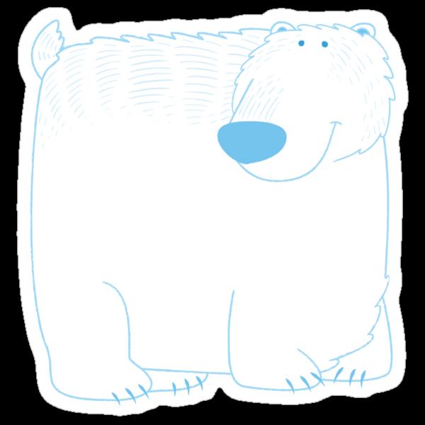 Polar Bear by Sandhop
