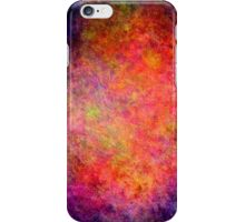Colorful Abstract iPhone Case Cool New Vibrant Texture iPhone Case/Skin
