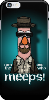 I am the one who meeps! by Brett Gilbert