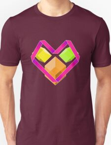 Love Cubes Pink T-Shirt