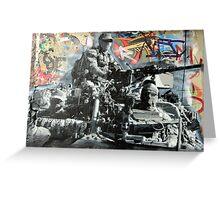 Street Art: global edition # 93 Greeting Card