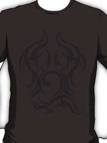 Tribal Bass Clef T-Shirt