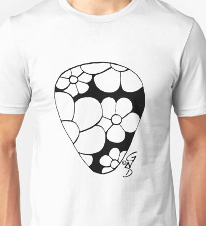Plectrum 2 see through Unisex T-Shirt