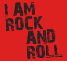 I Am Rock by e2productions