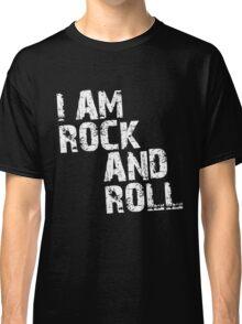 I Am Rock Classic T-Shirt