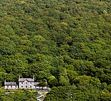 Llanberis Quarry Hospital Museum by George Standen