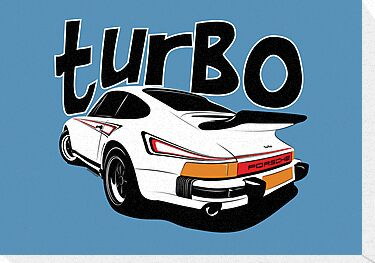 Porsche 911 Turbo by velocitygallery