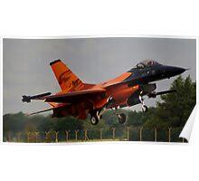 Dutch F16 Poster