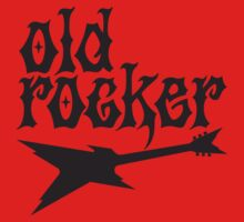 Old Rocker by e2productions