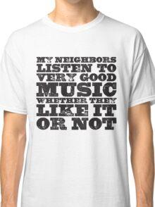 Very Good Music Classic T-Shirt
