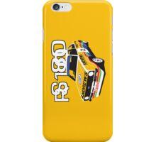 Ford Escort Mk2 Rally Car iPhone Case/Skin