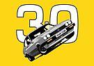 Ford Capri 3.0S by velocitygallery