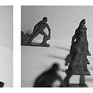 Revolutionary Sailors by Maksim Lazarenko
