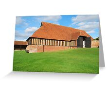 Cressing Temple Greeting Card