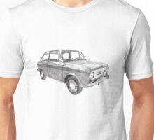 Fiat 850 Unisex T-Shirt