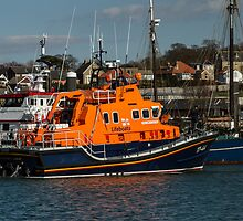 Lifeboat Annette Hutton by Judi Lion