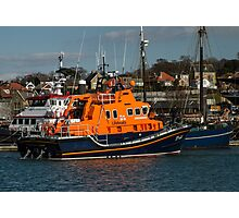 Lifeboat Annette Hutton Photographic Print
