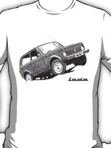 Lada Niva T-Shirt
