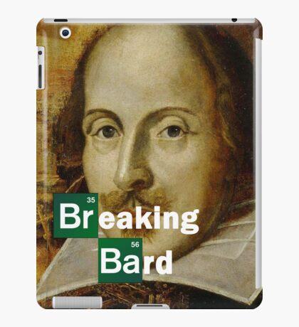 Breaking Bard iPad Case/Skin