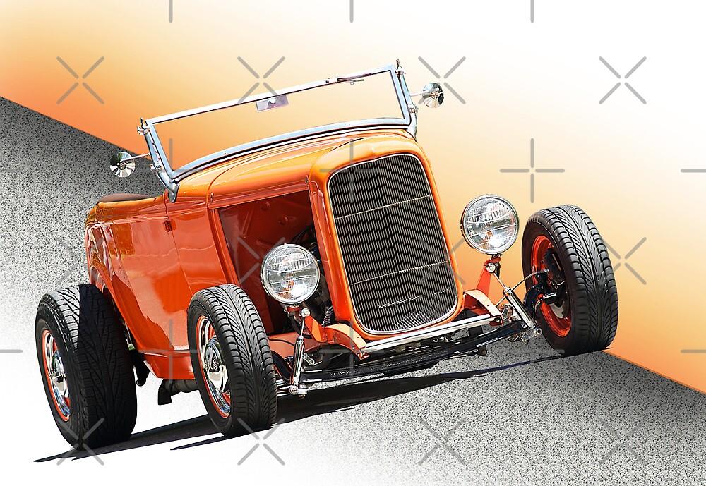 1932 Ford ' The Deuce' Roadster by DaveKoontz