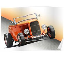 1932 Ford ' The Deuce' Roadster Poster