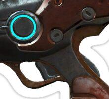 Fallout 4 Alien Blaster Pistol Rare Weapon Sticker Sticker