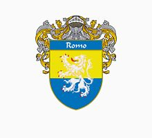 Romo Coat of Arms/Family Crest Unisex T-Shirt