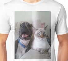 The classic sibling picture Unisex T-Shirt