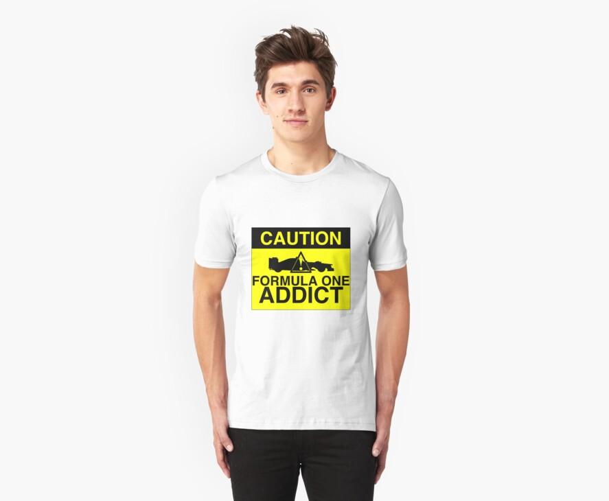 CAUTION! Formula One Addict 2 by loutolou