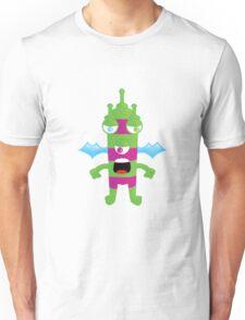 Fuzzy Monster Unisex T-Shirt