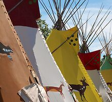 Tipis by ldredge