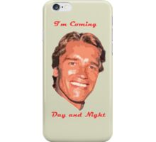 Coming Day and Night iPhone Case/Skin