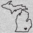Michigan by imaflyingkiwi