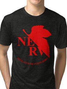 Evangelion NERV Tee Tri-blend T-Shirt