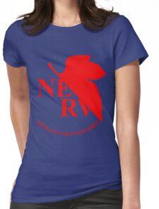 Evangelion NERV Tee Womens Fitted T-Shirt