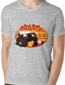 Ford Bronco Full Size Mountain States 4x4 fullsizebronco.com Mens V-Neck T-Shirt