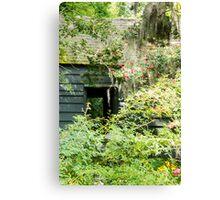 Plantation Barn Canvas Print