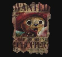 Chopper - Wanted Dead or Alive! by Xeno !
