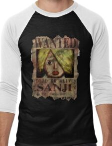 Sanji. Dead or Alive! Men's Baseball ¾ T-Shirt