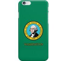 Smartphone Case - State Flag of Washington IV iPhone Case/Skin