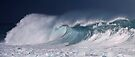 Winter Waves At Pipeline 22 by Alex Preiss