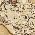 Skyrim: The World Map by Grinned
