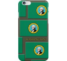 Smartphone Case - State Flag of Washington VI iPhone Case/Skin