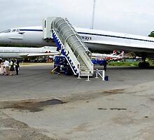 Concorde by Alexei