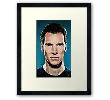 Khan Framed Print