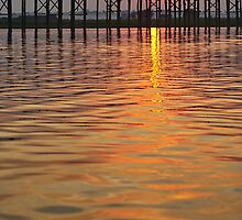 U Bein Bridge in Mandalay by travel4pictures