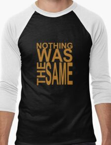 Nothing Was The Same II Men's Baseball ¾ T-Shirt