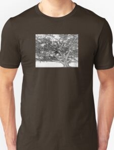 """Life Tree 8 - Horizontal"" Unisex T-Shirt"