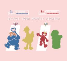Muppet Fighter Kids Clothes