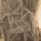 chair by Alfred Gillespie